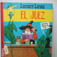 Tebeos: LUCKY LUKE EL JUEZ DE TORAY . Lote 164852370