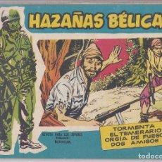 Tebeos: COMIC COLECCION HAZAÑAS BELICAS AZULES Nº 61. Lote 165014326