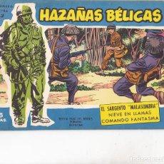 Tebeos: COMIC COLECCION HAZAÑAS BELICAS AZULES Nº 93. Lote 165015066