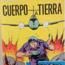 Tebeos: COLECCIÓN HAZAÑAS BELICAS Nº 231 - CUERPO A TIERRA. Lote 177814780