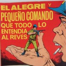 Tebeos: COLECCIÓN HAZAÑAS BELICAS Nº 271 - EL ALEGRE Y PEQUEÑO COMANDO QUE TODO LO ENTENDIA AL REVES. Lote 177814833