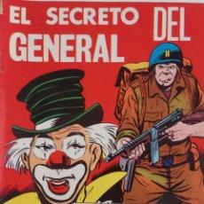 Tebeos: COLECCIÓN HAZAÑAS BELICAS Nº 306 - EL SECRETO DEL GENERAL. Lote 177814873