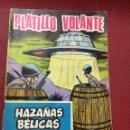 Tebeos: HAZAÑAS BELICAS PLATILLO VOLANTE. Lote 165189125