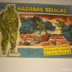 Tebeos: HAZAÑAS BELICAS Nº 114. SERIE AZUL.. Lote 165299902