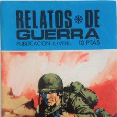 Tebeos: COLECCIÓN RELATOS DE GUERRA Nº 193 - LA GLORIA DE OTRO. Lote 165316406