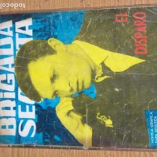 Tebeos: TORAY BRIGADA SECRETA 48. Lote 165303502