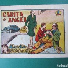 Tebeos: MARI-LUZ (1950, TORAY) 14 · 1951 · CARITA DE ÁNGEL *** EXCELENTE***. Lote 165554382