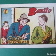 Tebeos: MARI-LUZ (1950, TORAY) 15 · 1951 · BENITO ***EXCELENTE***. Lote 165554974