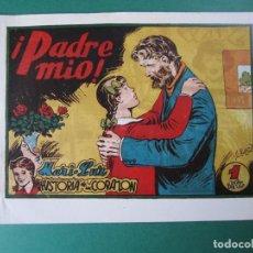 Tebeos: MARI-LUZ (1950, TORAY) 17 · 1951 · ¡PADRE MÍO!*** EXCELENTE***. Lote 165567334