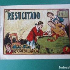 Tebeos: MARI-LUZ (1950, TORAY) 18 · 1951 · EL RESUCITADO***EXCELENTE***. Lote 165568810
