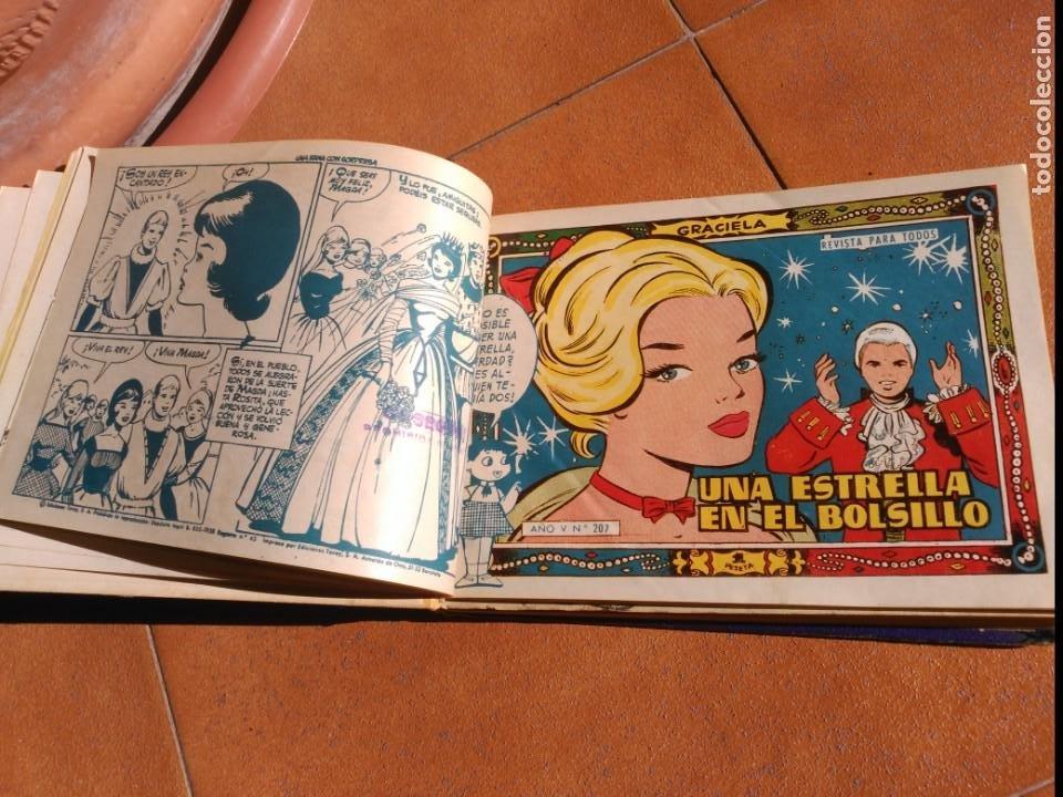 Tebeos: Graciela Tomo con 43 tebeos de Editorial Toray - Foto 5 - 165779598