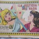 Tebeos: REVISTA JUVENIL FEMENINA AZUCENA NUM 938 - LA JUSTICIA DEL HADA. Lote 165802478