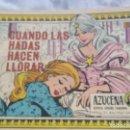 Tebeos: REVISTA JUVENIL FEMENINA AZUCENA NUM 939 - CUANDO LAS HADAS HACEN LLORAR. Lote 165802498
