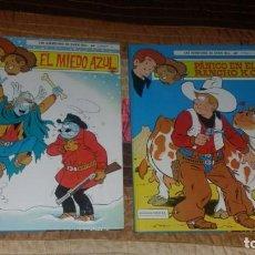 Tebeos: CHICK BILL TOMO 1 Y 2 POR TIBET TORAY AÑO 1986. Lote 166154518