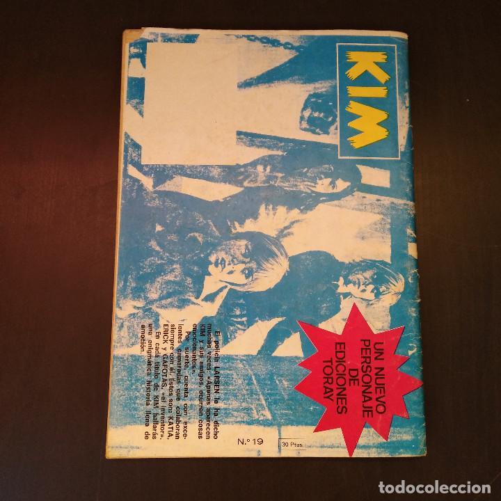 Tebeos: Hazañas Bélicas 1973 Nº19 - Ediciones Toray - Edita Ursus - El Desierto en Llamas - Raro - Foto 2 - 166458238