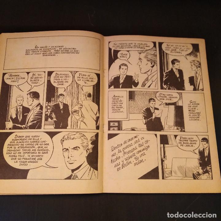 Tebeos: Hazañas Bélicas 1973 Nº19 - Ediciones Toray - Edita Ursus - El Desierto en Llamas - Raro - Foto 4 - 166458238