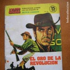 Tebeos: COMIC DE TORAY APACHE N,24 ,2 DE DICIEMBRE DE 1974 . Lote 166506674