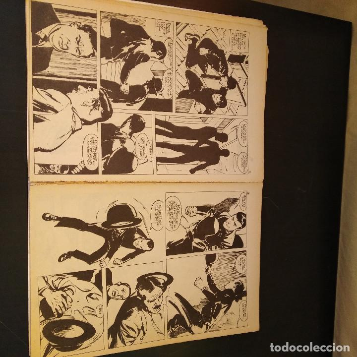 Tebeos: Espionaje Nº6 - Relatos Policiacos Ilustrados - 1974 - Ursus Ed. Toray - Raro - Foto 5 - 166788706