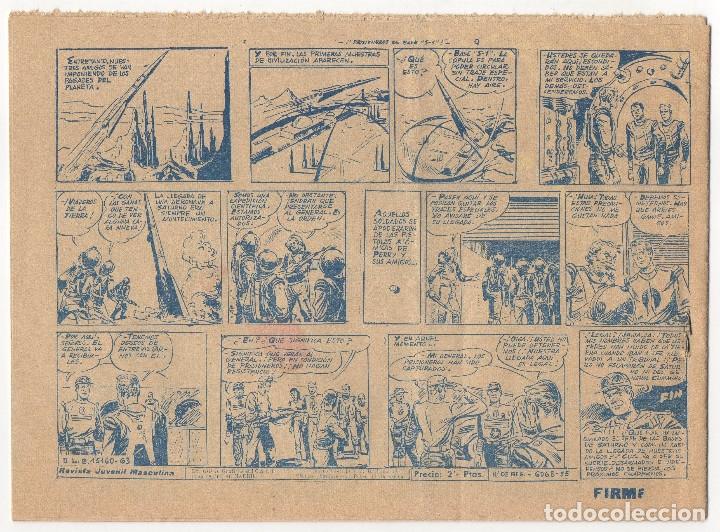 Tebeos: PLATILLOS VOLANTES nº 3 y 7 (1963) y RED DIXON nº 46 (1954) - Foto 3 - 131547978