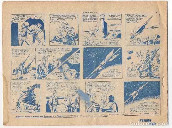 Tebeos: PLATILLOS VOLANTES nº 3 y 7 (1963) y RED DIXON nº 46 (1954) - Foto 5 - 131547978