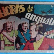 Tebeos: ZARPA DE LEON , ALBUM 16 XVI , HORAS DE ANGUSTIA , ANTIGUO , ORIGINAL , CT1. Lote 167824720