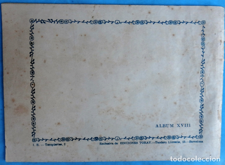Tebeos: ZARPA DE LEON , ALBUM 18 XVIII , OTRA VEZ KRUM , ANTIGUO , ORIGINAL , CT1 - Foto 2 - 167824920