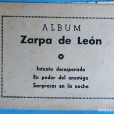 Tebeos: ZARPA DE LEON , ALBUM 13 , INTENTO DESESPERADO , ANTIGUO , ORIGINAL , CT1. Lote 167825168