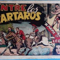 Tebeos: ZARPA DE LEON , ALBUM 40 , ENTRE TARTAROS , ANTIGUO , ORIGINAL , CT1 . Lote 167825268