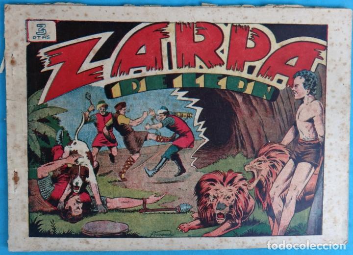 ZARPA DE LEON , ALBUM Nº 1 I , ANTIGUO , ORIGINAL , CT1 (Tebeos y Comics - Toray - Zarpa de León)