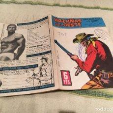Tebeos: HAZAÑAS DEL OESTE Nº223 BUEN TRABAJO HERMANO - EDICIONES TORAY . Lote 168999812