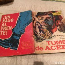 BDs: HAZAÑAS BÉLICAS Nº 149 TUMBA DE ACERO - TORAY . Lote 169164412
