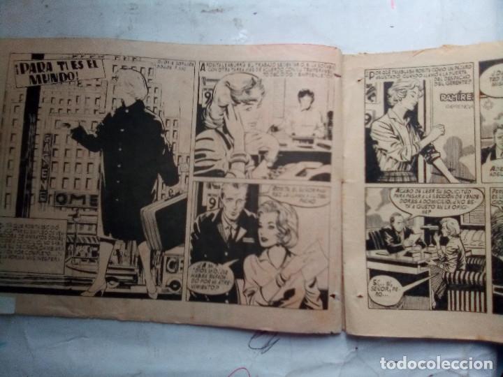 Tebeos: SUSANA- Nº 21-¡PARA TI ES EL MUNDO!-1959-EL GRAN FÉLIX MÁS-BELLÍSIMO-DIFÍCIL-CORRECTO-LEAN-1430 - Foto 4 - 169215730