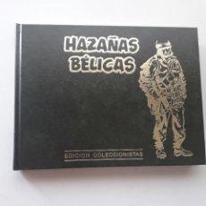 Tebeos: HAZAÑAS BÉLICAS TOMO 9 EDICIÓN COLECCIONISTAS (TORAY FONDOS EDITORIALES AÑO 1996). Lote 169603748