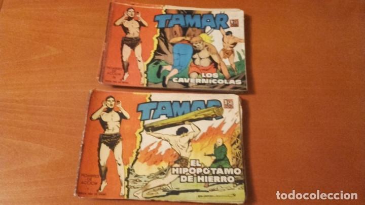 TAMAR EDICIONES TORAY LOTE DE 55 Nº. (Tebeos y Comics - Toray - Tamar)