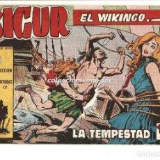 Tebeos: SIGUR EL WIKINGO Nº 8 TEBEO ORIGINAL 1958 LA TEMPESTAD EDICIONES TORAY MUY BUEN ESTADO LEER !!!. Lote 169926320