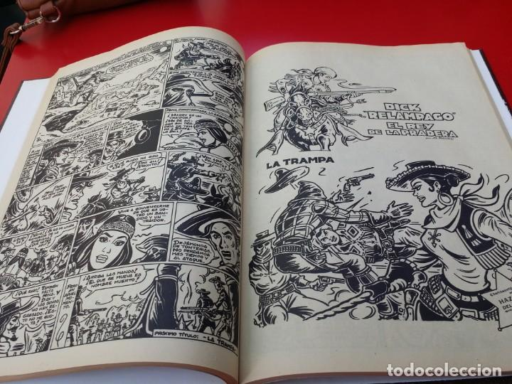 Tebeos: Dick Relámpago coleccion - Foto 4 - 170176056