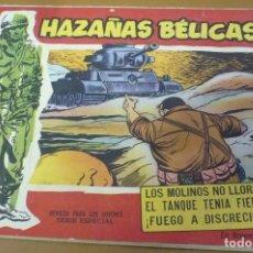 Tebeos: HAZAÑAS BELICAS. Lote 170355920