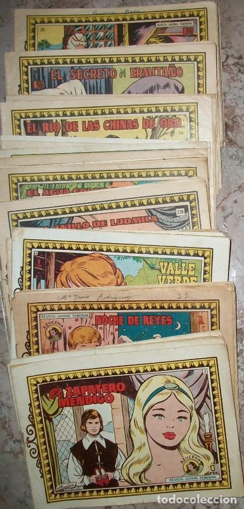 AZUCENA LOTE DE 81 TEBEOS DIFERENTES 2ª EDICION (Tebeos y Comics - Toray - Azucena)