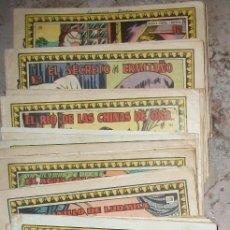 Tebeos: AZUCENA LOTE DE 81 TEBEOS DIFERENTES 2ª EDICION. Lote 170414432