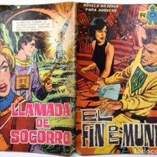 Tebeos: ROBOT 76 Nº 3 - EL FIN DEL MUNDO - AÑO 1967. Lote 170523420