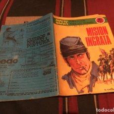 Tebeos: SIOUX Nº 159 MISION INGRATA - EDICIONES TORAY 1970. Lote 170866450