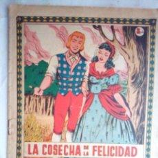 Tebeos: CUENTOS DE LA ABUELITA-II- Nº 91- LA COSECHA DE LA FELICIDAD- 1956- GRAN M.CURTO-BUENO-LEAN-1552. Lote 171269167