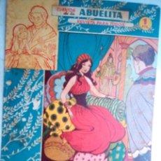 Tebeos: CUENTOS DE LA ABUELITA-II- Nº 158- EL PRÍNCIPE CHEMSEDÍN-1958- GRAN JUANITA BAÑOLAS-LEAN-1553. Lote 171274164