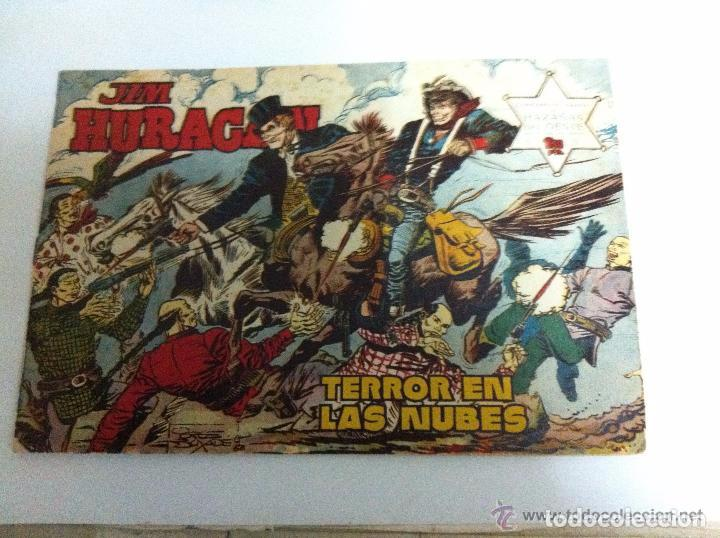 JIM HURACAN- Nº.10 (Tebeos y Comics - Toray - Hazañas del Oeste)