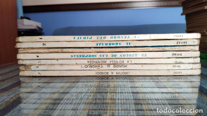 Tebeos: EL CAPITAN TRINQUETE (COLECCION COMPLETA) - EUGENIO SOTILLOS Y JORGE NABAU (TORAY 1970) - Foto 3 - 171818377
