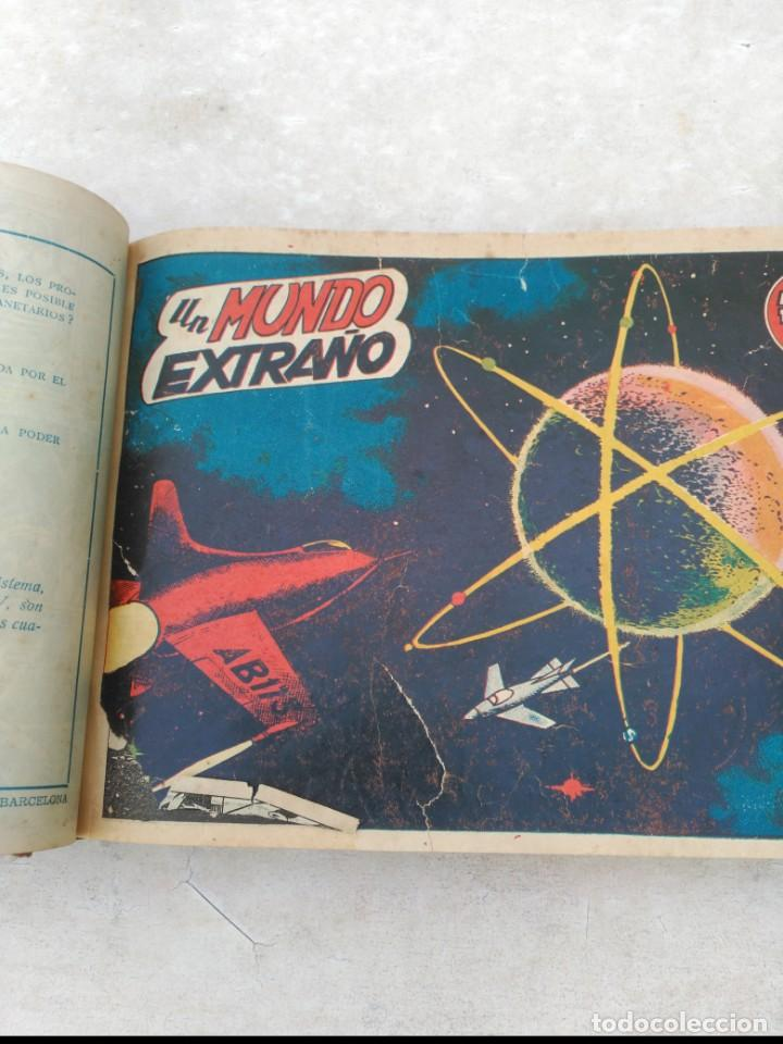 Tebeos: TOMO Mundo Futuro (29 cómics) y Hazañas Bélicas (36 cómics) y 21 sueltos de Mundo Futuro 86 TEBEOS - Foto 5 - 172007428