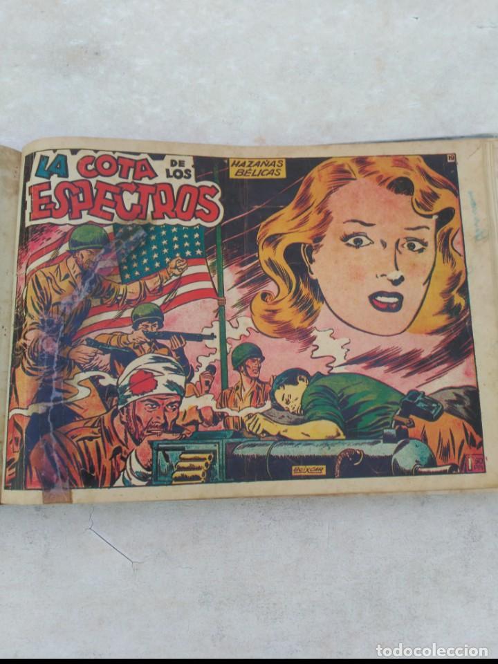 Tebeos: TOMO Mundo Futuro (29 cómics) y Hazañas Bélicas (36 cómics) y 21 sueltos de Mundo Futuro 86 TEBEOS - Foto 6 - 172007428