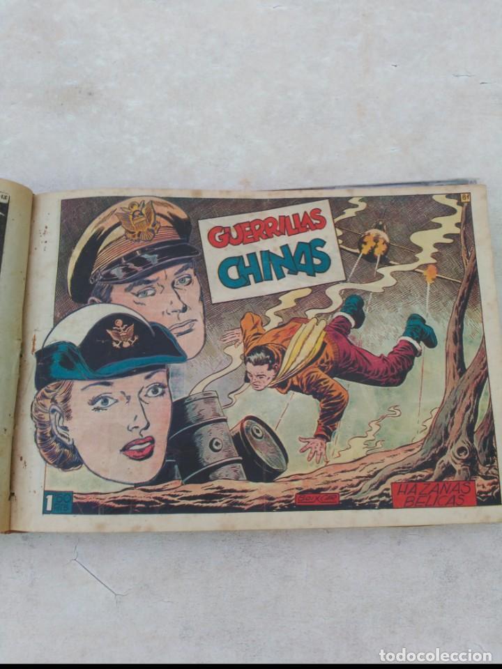 Tebeos: TOMO Mundo Futuro (29 cómics) y Hazañas Bélicas (36 cómics) y 21 sueltos de Mundo Futuro 86 TEBEOS - Foto 7 - 172007428