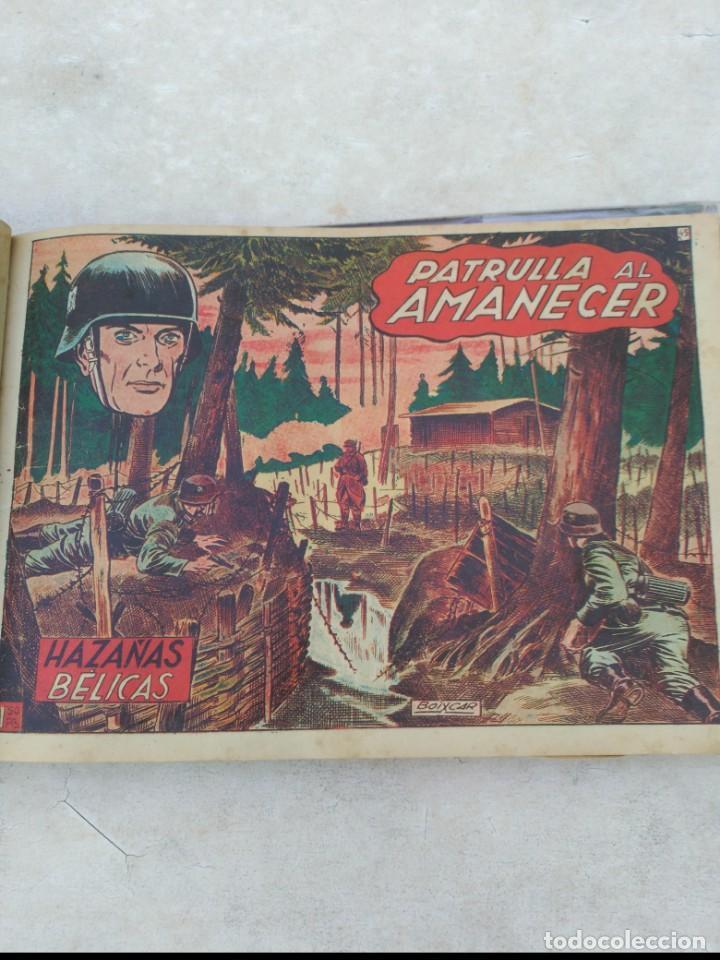 Tebeos: TOMO Mundo Futuro (29 cómics) y Hazañas Bélicas (36 cómics) y 21 sueltos de Mundo Futuro 86 TEBEOS - Foto 8 - 172007428