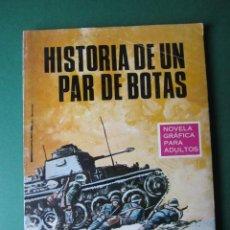 Tebeos: BOIXCAR (1965, TORAY) -OBRAS COMPLETAS- 30 · 1966 · HISTORIA DE UN PAR DE BOTAS. Lote 172034020